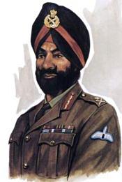 Major General Sujan Singh Uban