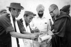 India-Tibet-Army