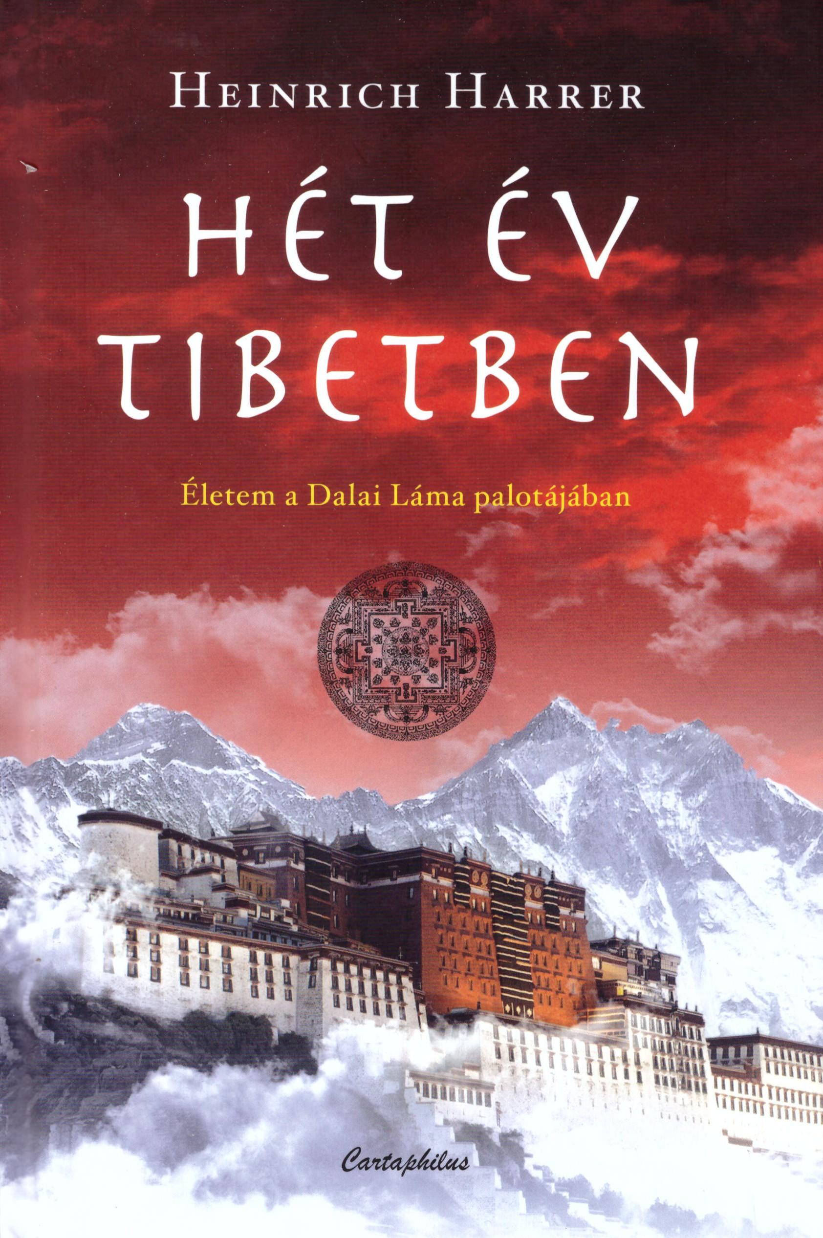 Hét év Tibetben  2020