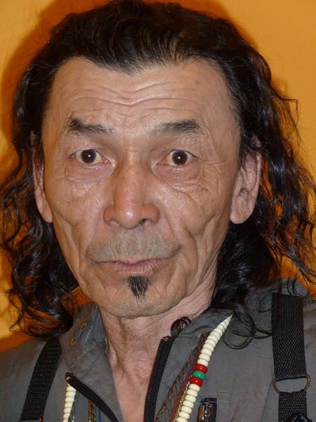 Adigzsi, Tuva sámán