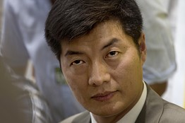 Lobszang Szangej, tibeti miniszterelnök